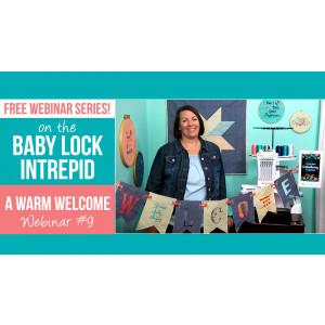 Intrepid Webinar 9 - A Warm Welcome