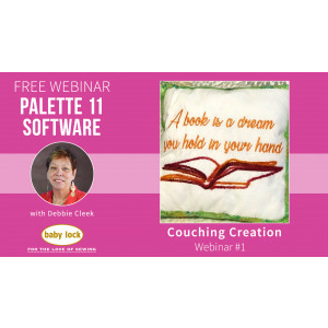 Palette 11 Webinar Couching Creation - January 2020