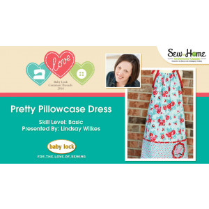Project: Pretty Pillowcase Dress