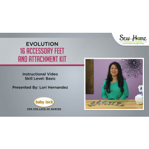 Evolution - 16 Accessory Feet and Attachment Kit