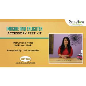 Imagine and Enlighten - Accessory Feet Kit