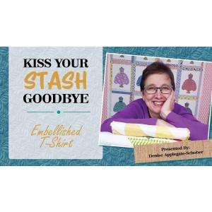 Kiss Your Stash Goodbye: Embellished T-Shirt