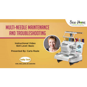 Multi-Needle Maintenance and Troubleshooting