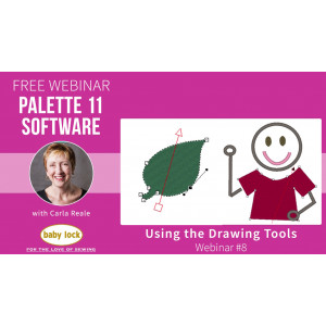 Palette 11 Webinar #8 - Using the Drawing Tools