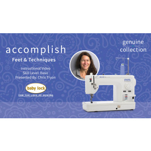 Accomplish - Feet & Techniques