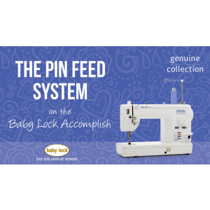 Accomplish - The Pin Feed System