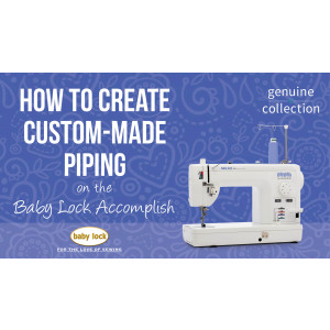 Accomplish - How to Create Custom-Made Piping