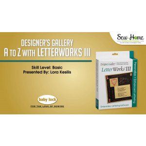A to Z with LetterWorks III