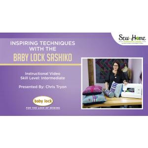 Inspiring Techniques with the Sashiko