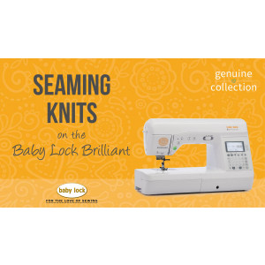 Brilliant - Seaming Knits