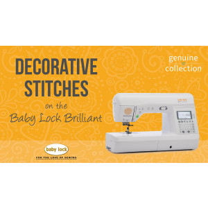 Brilliant - Decorative Stitches