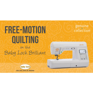 Brilliant - Free Motion Quilting