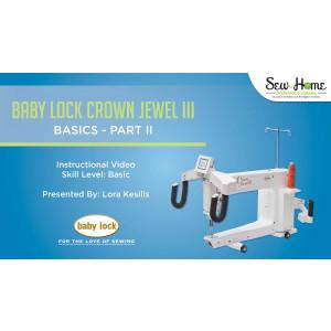 Crown Jewel III Basics - Part 2