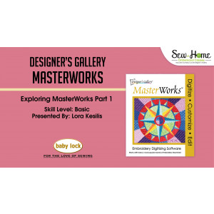 Exploring MasterWorks -  Part 1