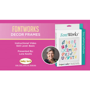 FontWorks - Decor Frames