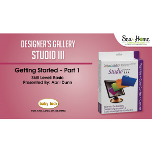 Getting Started with Studio III - Part 1