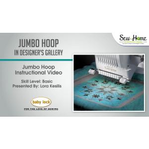 Jumbo Hoop in Designer's Gallery