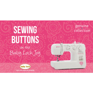 Joy - Sewing Buttons
