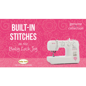 Joy - Built-in Stitches