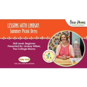 Lessons With Lindsay - Summer Picnic Dress