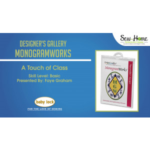 MonogramWorks - Touch of Class
