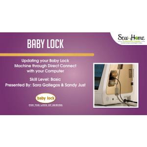 Updating your Baby Lock Machine