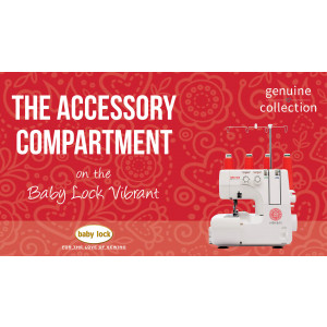 Vibrant - The Accessory Compartment