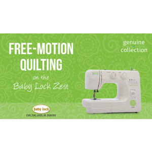Zest - Free Motion Quilting