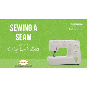 Zest - Sewing a Seam