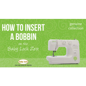 Zest - How to Insert a Bobbin