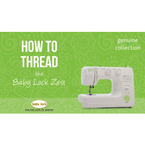 Zest - How to Thread