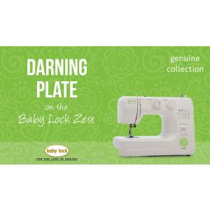 Zest - Darning Plate