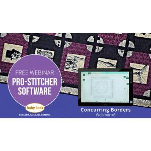 Pro-Stitcher Webinar: Concurring Borders - July 2019