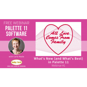 Palette 11 Webinar #1 - What's New (and What's Best) in Palette 11