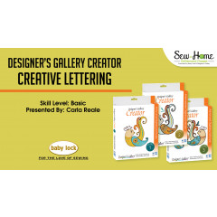 Creator - Creative Lettering