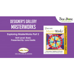 Exploring MasterWorks - Part 2