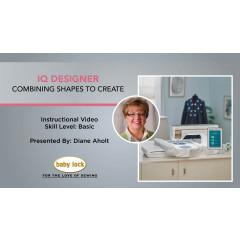 IQ Designer - Combining Shapes to Create - Solaris