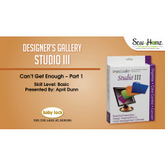 Can't Get Enough of Studio III - Part 1