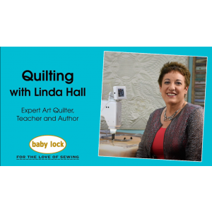 Quilting with Linda Hall - Free Motion Quilting Grips