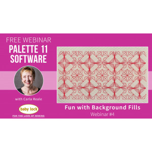 Palette 11 Webinar #4 - Fun With Background Fills