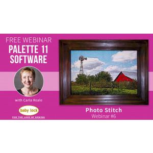 Palette 11 Webinar #6 - Photo Stitch