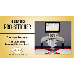 Pro-Stitcher - The New Features