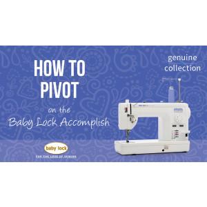 Accomplish - How to Pivot
