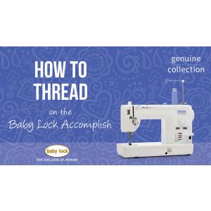 Accomplish - How to Thread