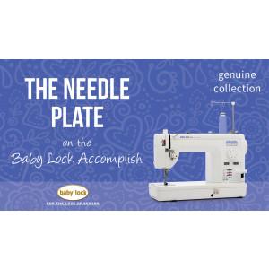 Accomplish - The Needle Plate