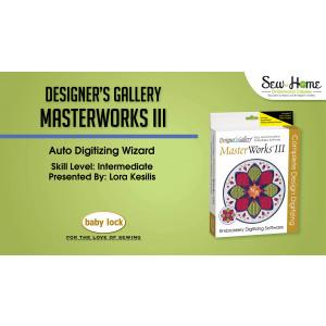 MasterWorks III - Auto Digitizing Wizard