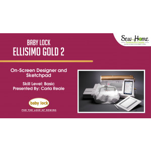 Ellisimo Gold 2 - On-Screen Designer & Sketchpad