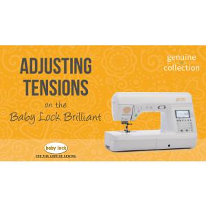 Brilliant - Adjusting Tensions