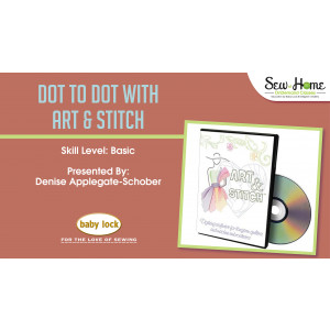 Dot to Dot with Art and Stitch