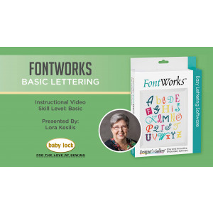 FontWorks - Basic Lettering
